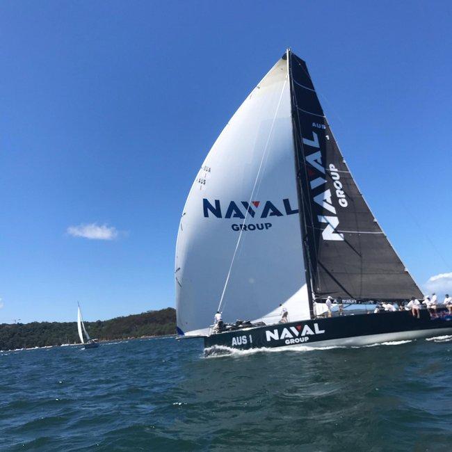 11ème place pour l'équipage franco-australien Naval Group 2