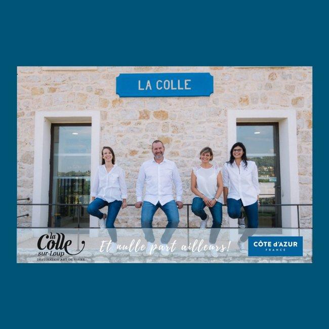 1er Village Trail de La Colle-sur-Loup