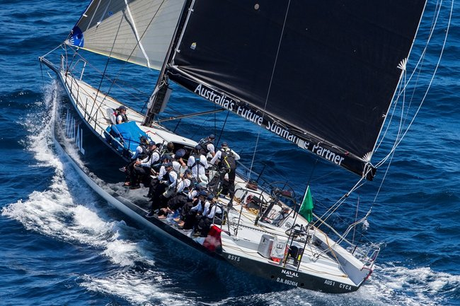 74ème édition de la Rolex Sydney Hobart Yacht Race 1
