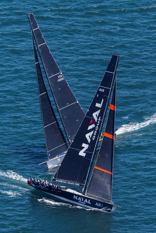 74ème édition de la Rolex Sydney Hobart Yacht Race 2