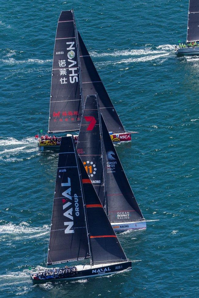 74ème édition de la Rolex Sydney Hobart Yacht Race 3