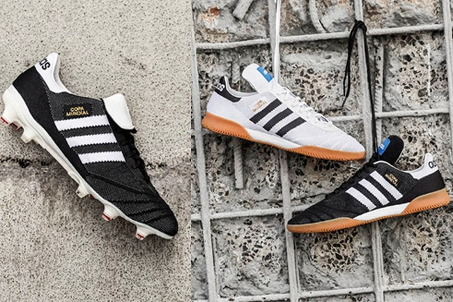 adidas célèbre ses 70 ans avec la Copa 70 Primeknit !