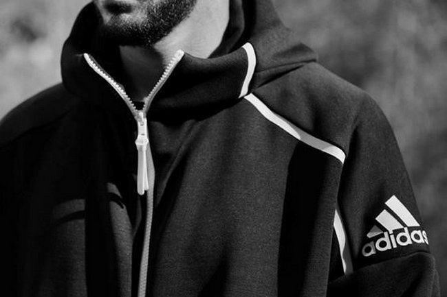 Veste adidas z.n.e. fast release noir Adidas Performance