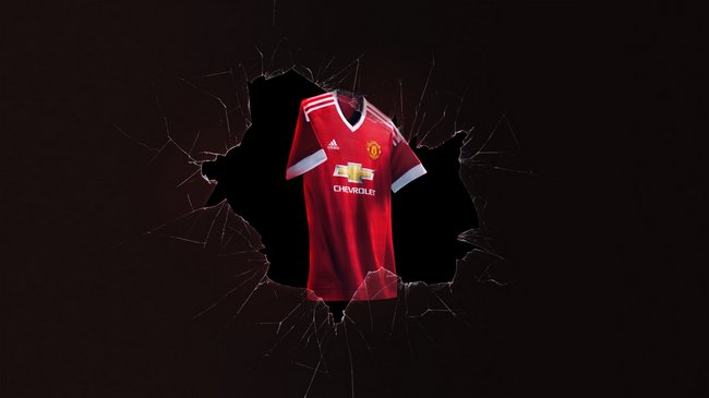 adidas dévoile le nouveau maillot domicile de Manchester United 3