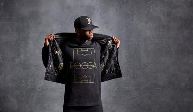 FOOTBALL : adidas et Paul Pogba lance la première collection