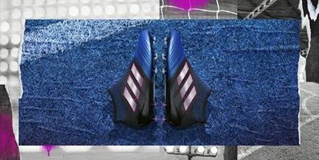 adidas Football lance la Ace 17+ Blue Blast 1