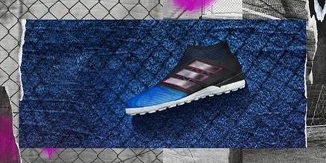 adidas Football lance la Ace 17+ Blue Blast 2