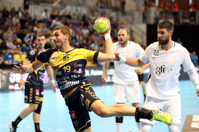 Handball demi finales final 4 coupe de la ligue by lidl presse agence sport - Demi final coupe de la ligue ...