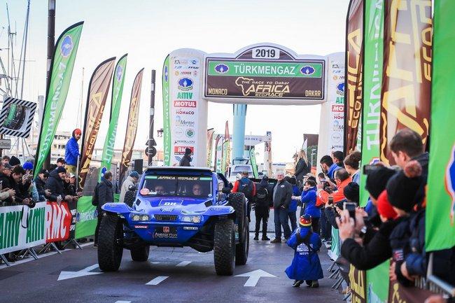 AFRICA ECO RACE 2019 1