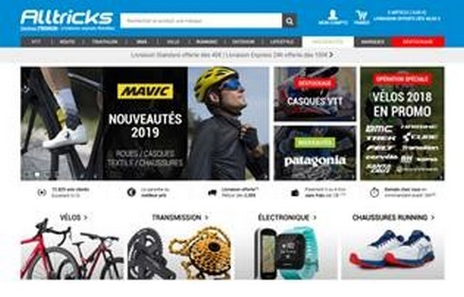 Alltricks, leader de la vente en ligne de vélos, améliore son ROI grâce au marketing automation
