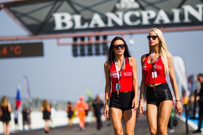 Blancpain GT Series 1000 km Circuit Paul Ricard 2