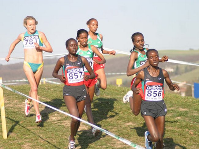 CHAMPIONNATS de FRANCE de CROSS-COUNTRY 1
