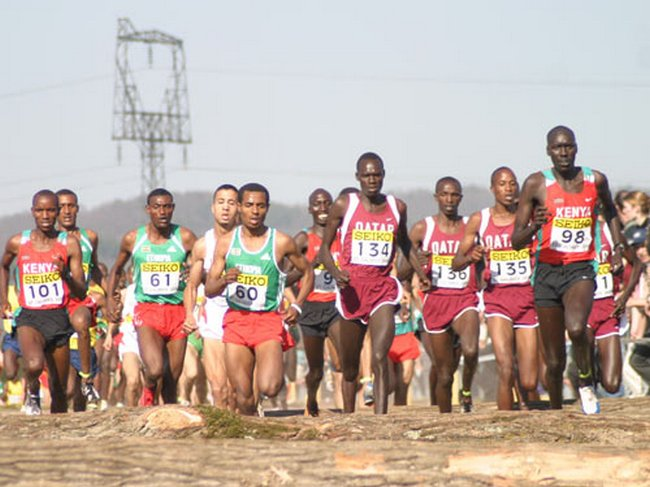 CHAMPIONNATS de FRANCE de CROSS-COUNTRY 2