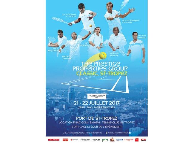 Classic Tennis Tour Saint-Tropez 1