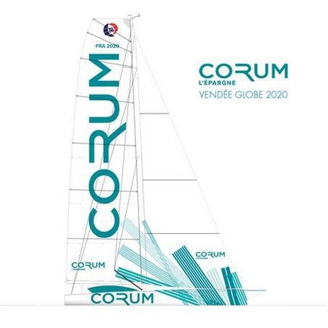 CORUM L'Épargne et Nicolas Troussel poursuivent leur partenariat sur IMOCA jusqu'en 2022