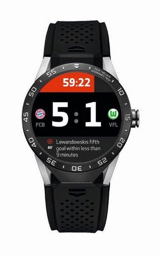 Coup d'envoi de l'application Bundesliga 1