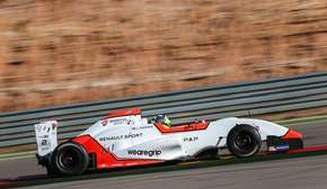 DEFOURNY conserve les commandes à Motorland Aragón 3