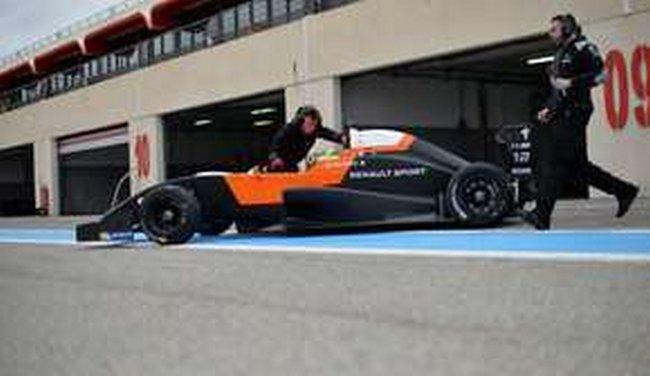 Doublé Josef Kaufmann Racing au Circuit PAUL RICARD 3