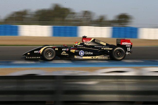 Doublé Lotus pour conclure à Jerez vaxiviere