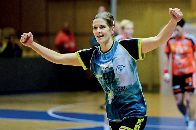 Ewa ANDRZEJEWSKA (POL) rejoint TOULON SAINT CYR 2