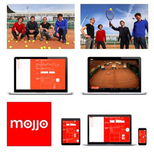 Fabrice SANTORO s'engage auprès de la startup qui a créé MOJJO 3