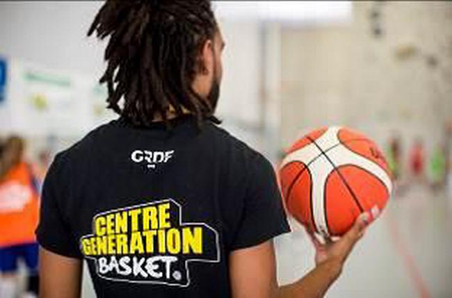 FFBB GRDF - Journée Nationale Centres Génération Basket 1