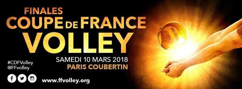 Finales Coupe de France 2018 - Résumé de la finale femme