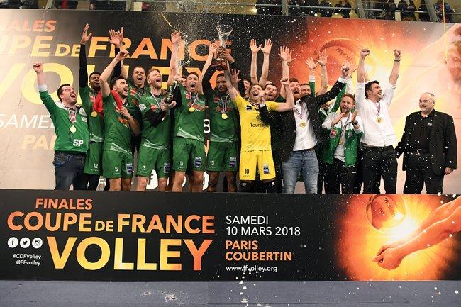 Finales Coupe de France 2018 - Résumé de la finale homme 3