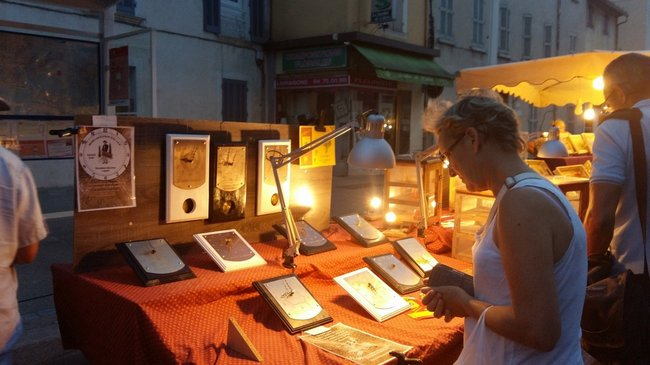 Grand marché nocturne le lundi 17 août 2015 3