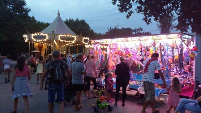 Grand marché nocturne le lundi 17 août 2015 4
