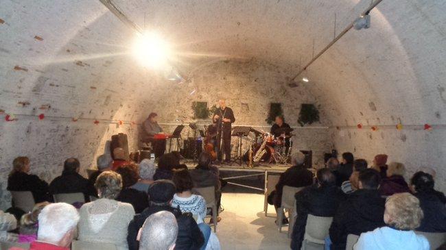 Gros succès pour le concert de Michel Pellegrino 2