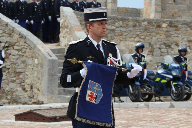 l aamfg convi e l occasion de la prise de commandement du groupement de gendarmerie. Black Bedroom Furniture Sets. Home Design Ideas