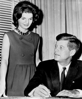 Jackie Kennedy, son histoire fascinante exposée 1