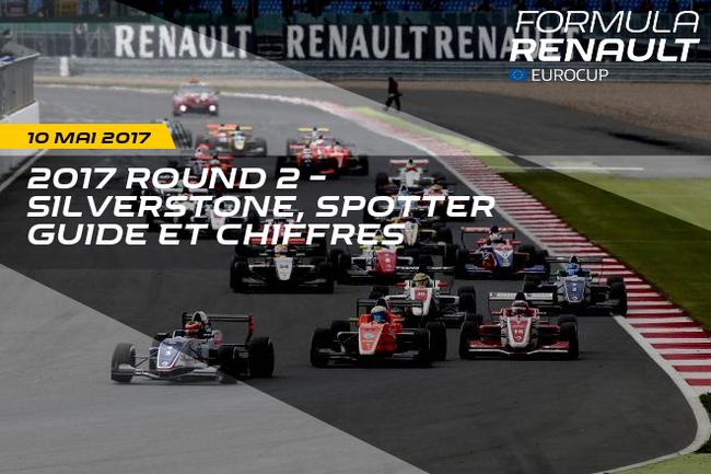 la Formule Renault Eurocup retrouvera le circuit de Silverstone