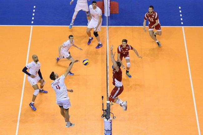 La FRANCE tient sa finale face à une équipe de POLOGNE championne du monde en titre 5