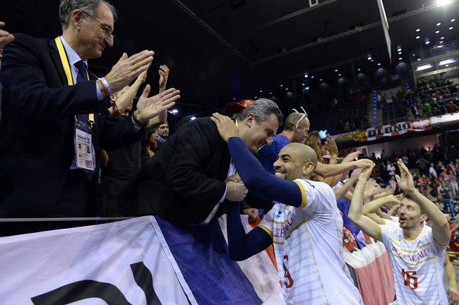 La FRANCE tient sa finale face à une équipe de POLOGNE championne du monde en titre 7