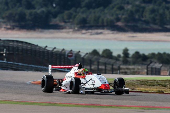 Lando Norris récidive avec un nouveau record à Motorland Aragón 1