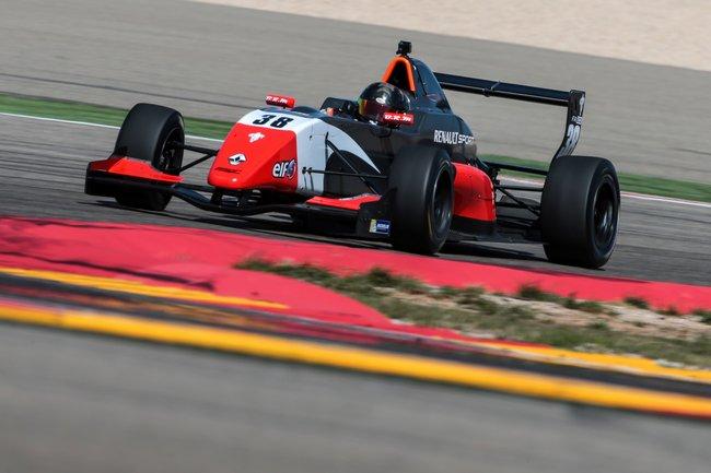Lando Norris récidive avec un nouveau record à Motorland Aragón 4
