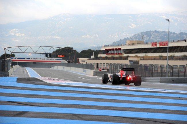 La région PACA confirme son soutien au Grand Prix de France de F1 1