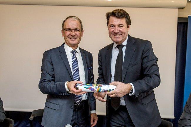 La région PACA confirme son soutien au Grand Prix de France de F1 11