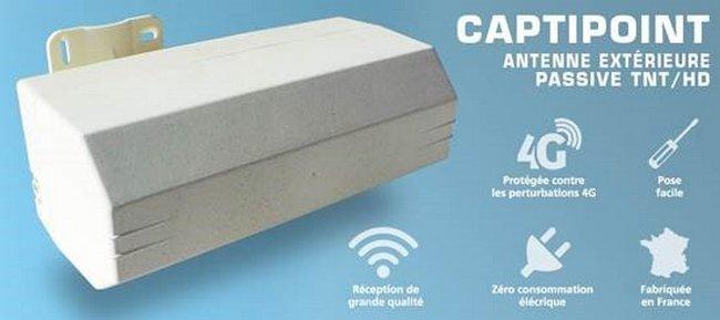 La seule antenne made in France, avec zéro consommation d'énergie 2