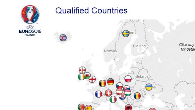 La visualisation de données mise à l'honneur avec l'Euro 2016 11