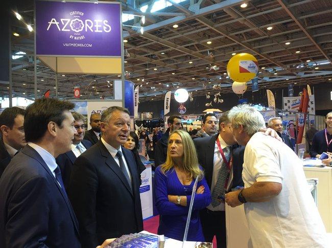Le 18ème Salon de la PLONGEE Sous-Marine s'est tenu à Paris du 8 au 11 janvier 2016 1