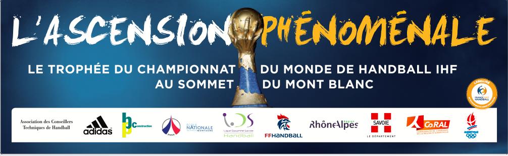 le handball à la conquête du Mont Blanc 4