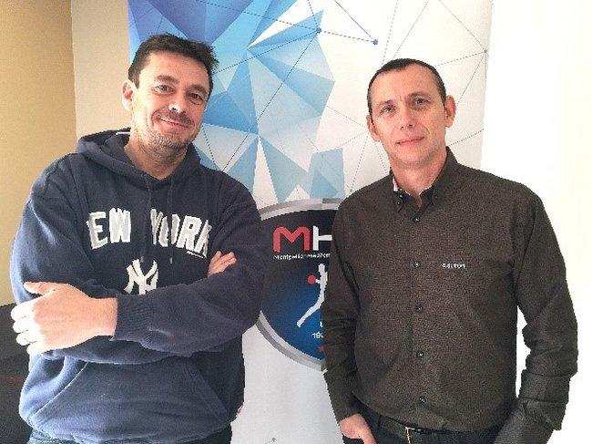 Le Montpellier Handball s'associe à Plussh