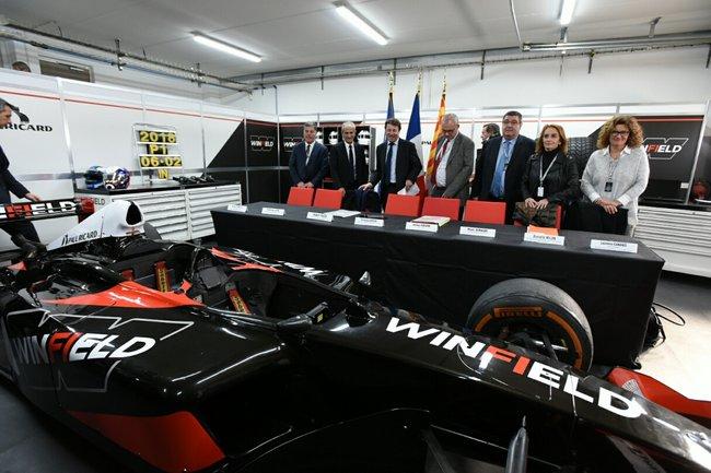 Le retour du Grand Prix de F1 c'est parti 3