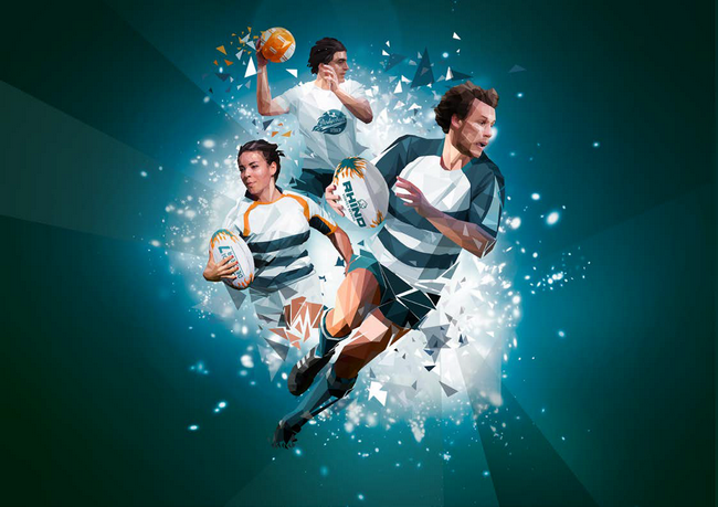 Le Rugby collecte 65 000 euros pour des associations 2