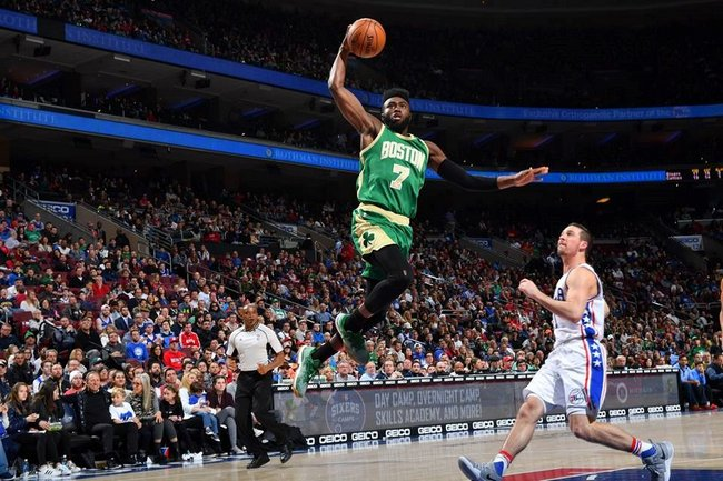 LES 76ERS DE PHILADELPHIE ET LES BOSTON CELTICS A L'AFFICHE DU MATCH NBA GLOBAL GAMES DE LONDRES 2
