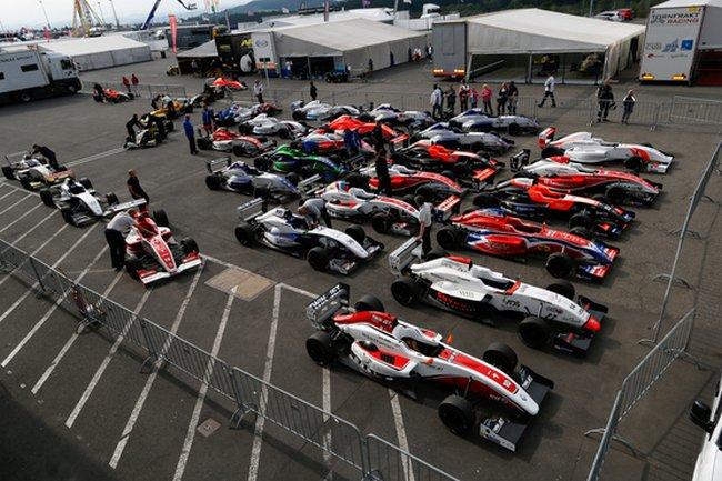 Les équipes d'Eurocup Formula Renault 2