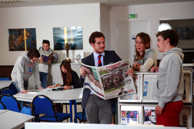 Les étudiants (sportifs, bénévoles) de la Sports Management School qualifiés pour les Jeux Olympiques de Rio 4